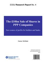 The £10bn Sale of Share in PPP Companies
