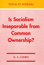 Is Socialism Inseparable from Common Ownership