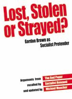 Lost, Stolen or Strayed?