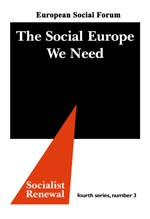 The Social Europe We Need