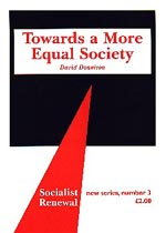 Towards a More Equal Society